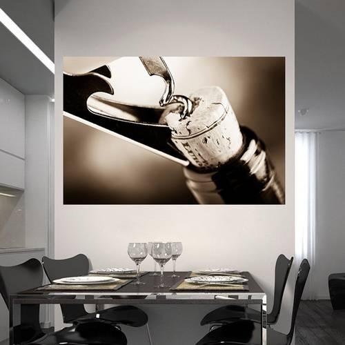 Painel Adesivo de Parede - Vinho - 035pn