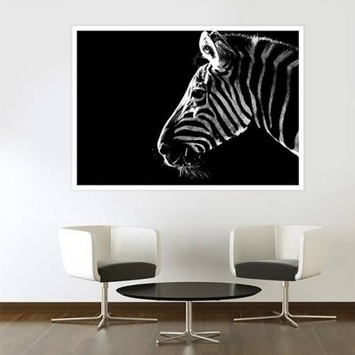 Painel Adesivo para Parede Zebra