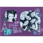 Painel de Mesa Ludi Paris Roxo