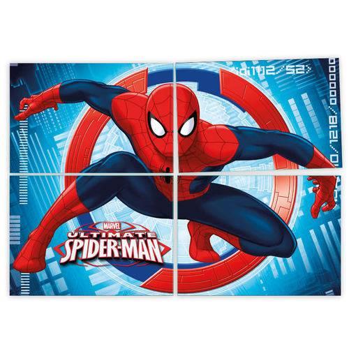 Painel Decorativo Ultimate Homem Aranha