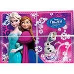 Painel Frozen Regina Festas com 1 Unidade 126x88cm