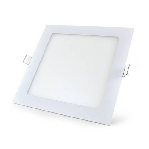Painel Led Embutir Quadrado 24w 3.000k Branco Quente 30x30 60596