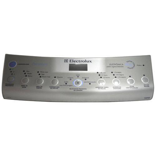 Painel Membrana Digital Lavadora Electrolux 70091195