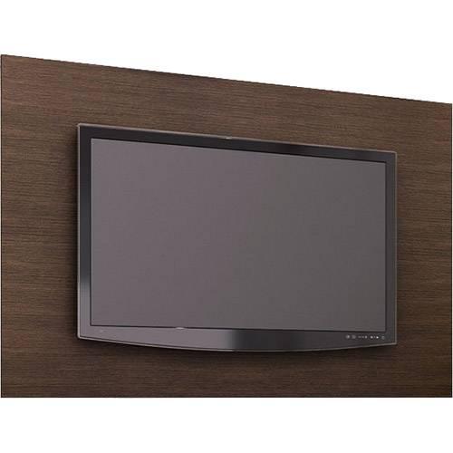 """Painel para TV Até 42"""" PA2906 Tabaco - Tecno Mobili"""