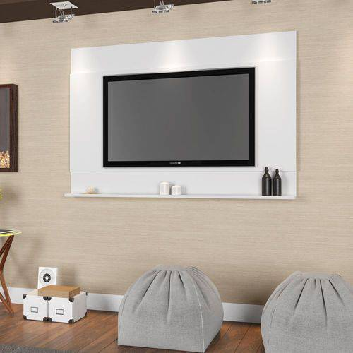 "Painel para TV Até 55"" 1,36m Dakota PL1400 Art In Móveis - Art In Móveis"