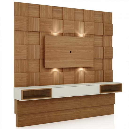 Painel para TV com LED TB126 - Dalla Costa