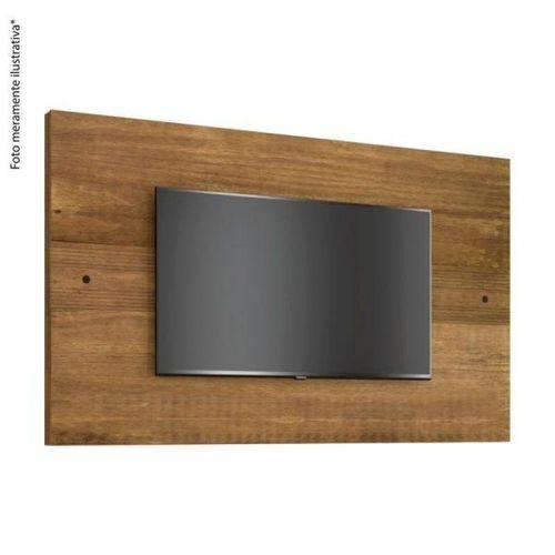 Painel para Tv Prata Rv Rústico - Naturale