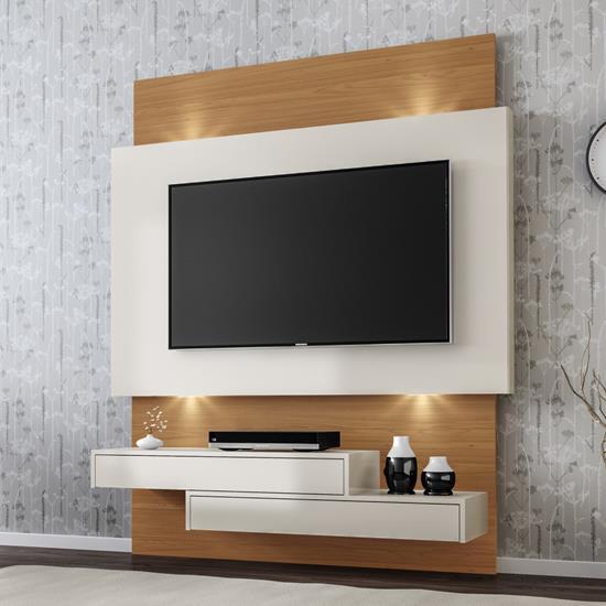 Painel para TV TB120L com LED - Dalla Costa TB120L
