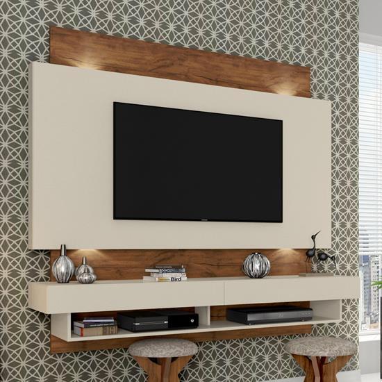 Painel para TV TB115L com LED - Dalla Costa TB115L