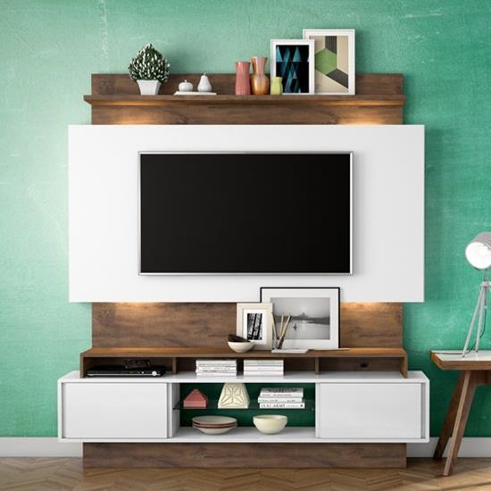 Painel para TV TB112L com LED - Dalla Costa TB112L