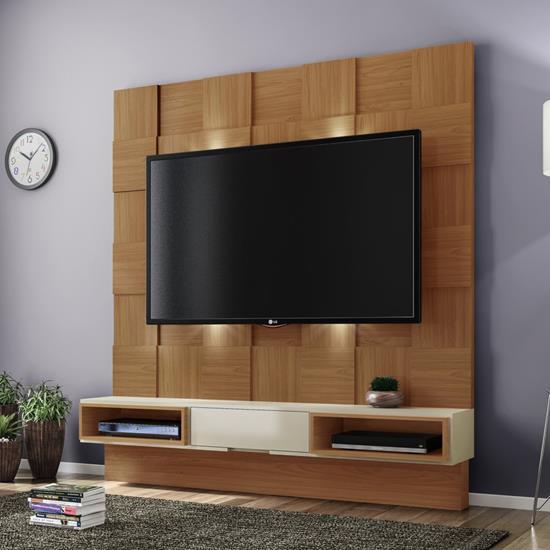 Painel para TV TB125L com LED - Dalla Costa TB125L