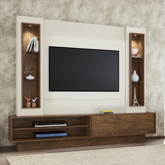 Painel para TV TB129L com LED - Dalla Costa TB129L