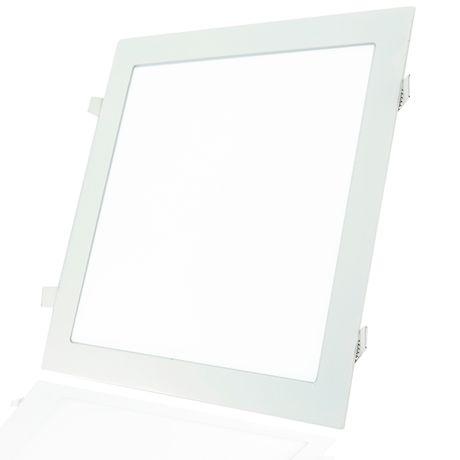 Plafon Premium Led Embutir 18w Branco Frio