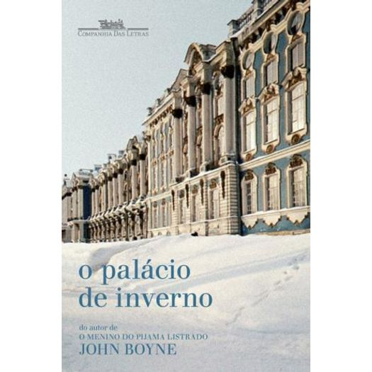 Palacio de Inverno, o - Cia das Letras