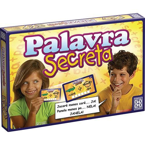 Palavra Secreta - Grow