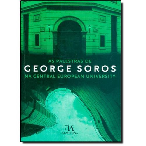 Palestras de George Soros, As: na Central European University