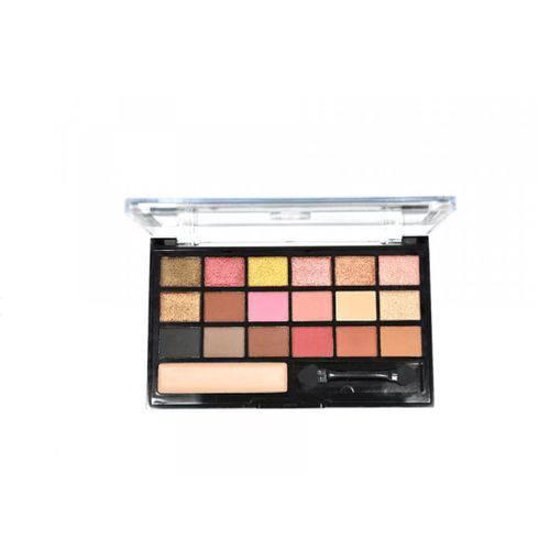 Paleta de Sombras Be Fabulous Hb 9931- Ruby Rose