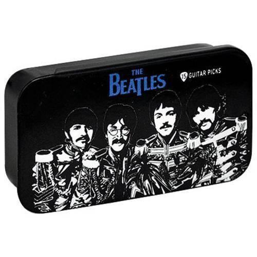 Palheta para Guitarra The Beatles Sgt. Peppers 15 Unidades Icab4-15bt3 Planet Waves