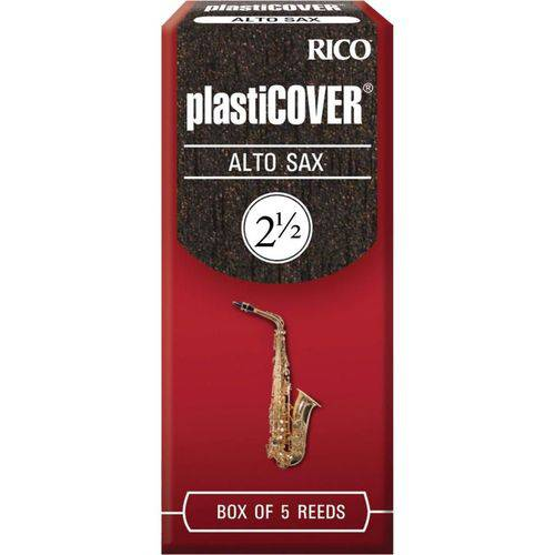 Palheta para Sax Plasticover Alto 2.5 Rrp05asx250