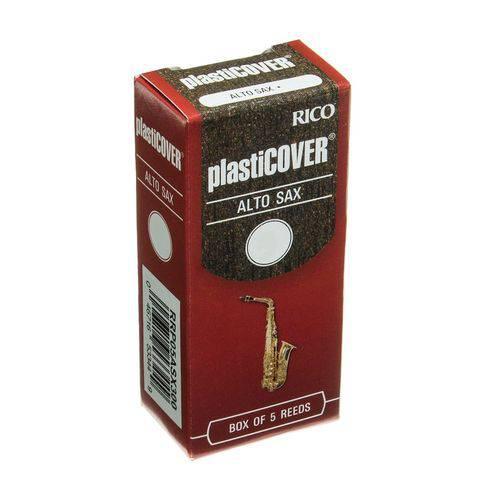 Palheta para Saxofone Alto Plasticover #2 (Caixa com 5 Unid.) #2110-150-19-AD