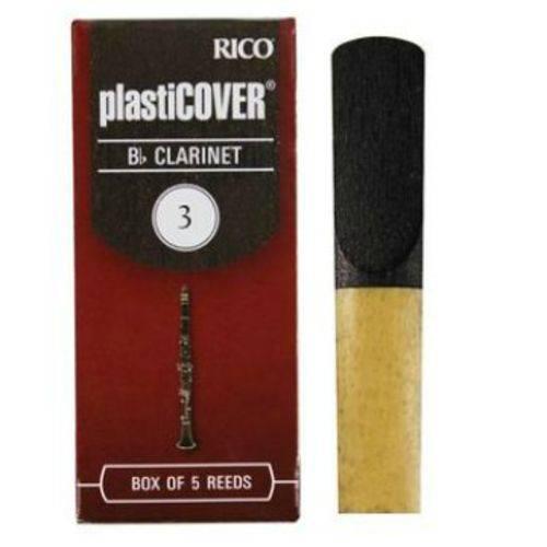 Palheta Plasticover 3 para Clarinete