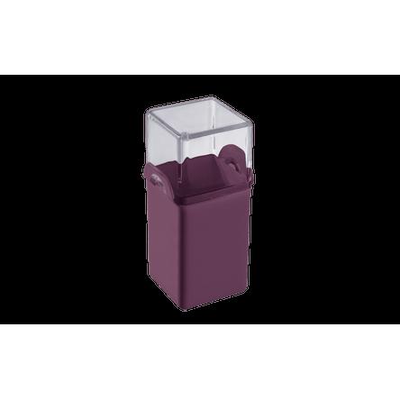 Paliteiro Casual 5 X 4 X 9,5 Cm Roxo Púrpura Coza