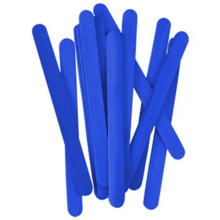 Palito de Sorvete Azul