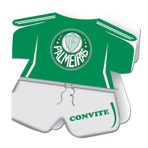 Palmeiras Convite C/8 - Festcolor