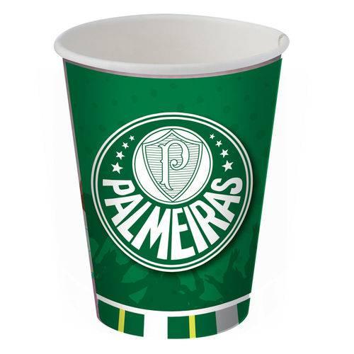 Palmeiras Copo Papel C/8 - Festcolor