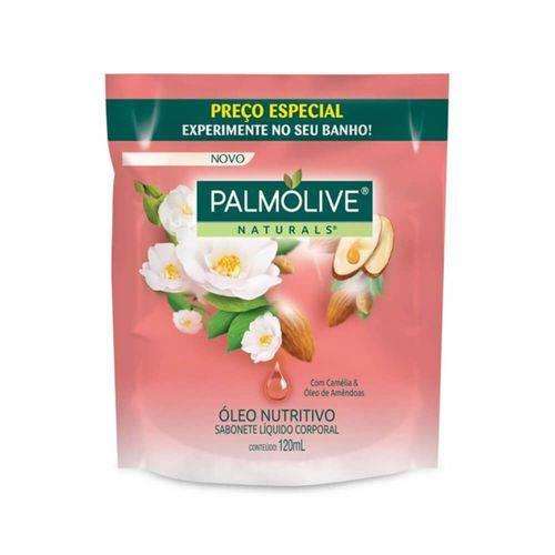 Palmolive Camélia Sabonete Líquido Refil 120ml