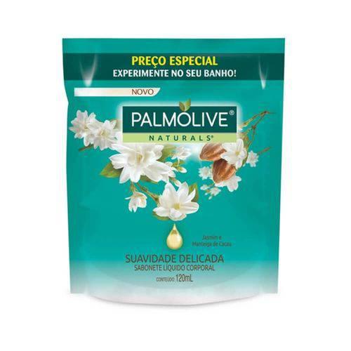 Palmolive Jasmim Sabonete Líquido Refil 120ml