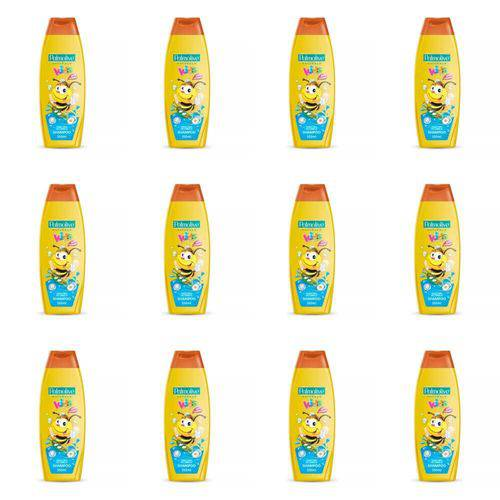 Palmolive Kids Todos Cabelos Shampoo Infantil 350ml (kit C/12)