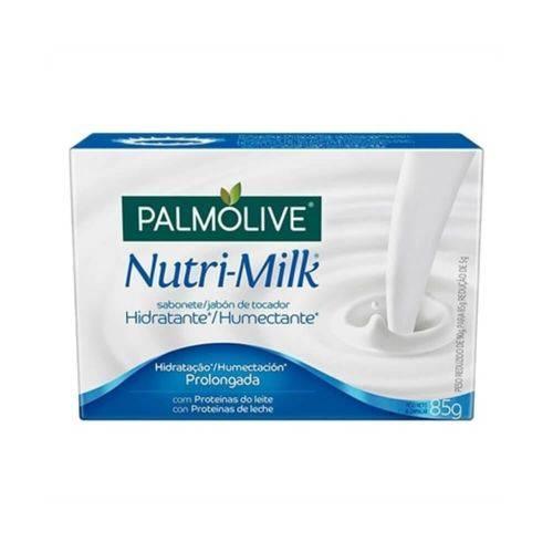 Palmolive Nutrimilk Sabonete 85g