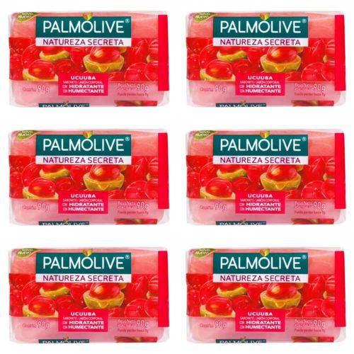 Palmolive Ucuuba Sabonete 85g (kit C/06)