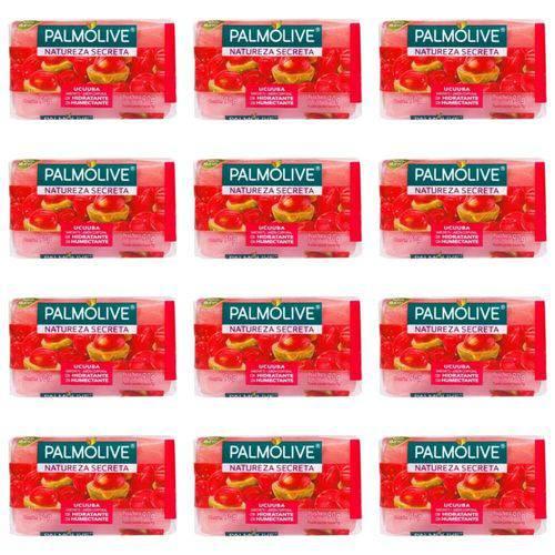 Palmolive Ucuuba Sabonete 85g (kit C/12)
