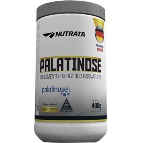 Palotinose Natural 400g Nutrata