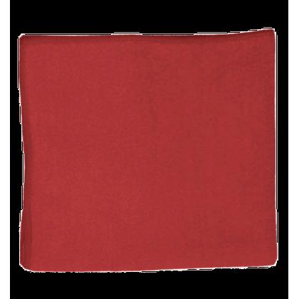 Pano de Microfibra Vermelho - 38x38cm com 20 Unidades TTS
