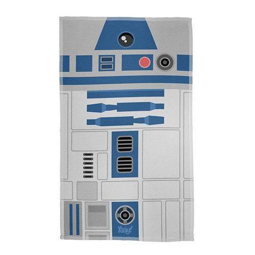 Pano de Prato Geek Side Faces R2