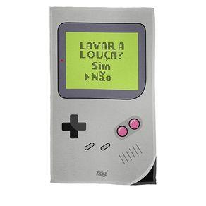 Pano de Prato Joystick Gamer Boy