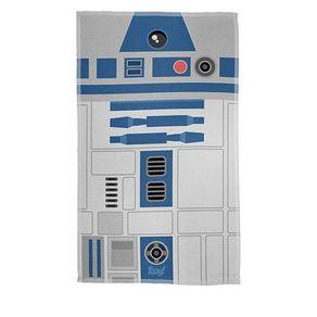 Pano de Prato Robo R2D2 Star Wars