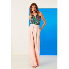 Pantalona Confort Rosa Fatima - 42