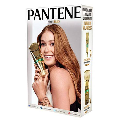 Pantene Pro-v Rest Prof Shampoo 400ml +condicionador 175ml