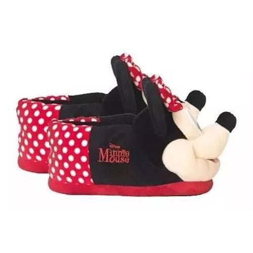 Pantufa 3D Disney Minnie 31/33 - Ricsen