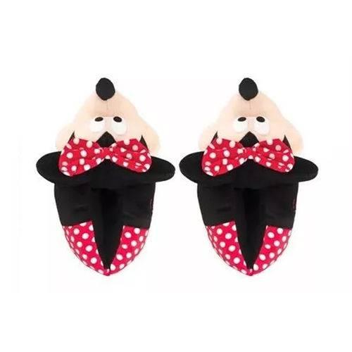 Pantufa 3D Disney Minnie 34/36 - Ricsen