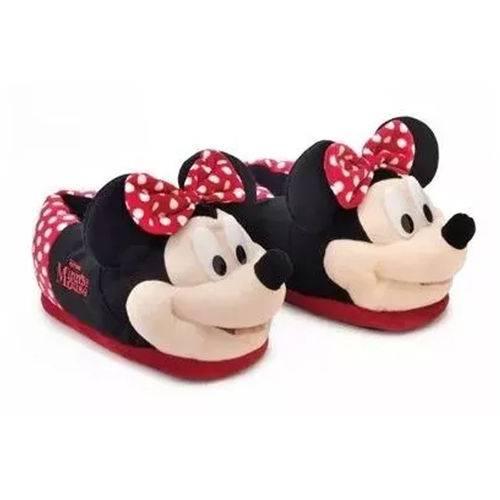 Pantufa 3D Disney Minnie 37/39 - Ricsen
