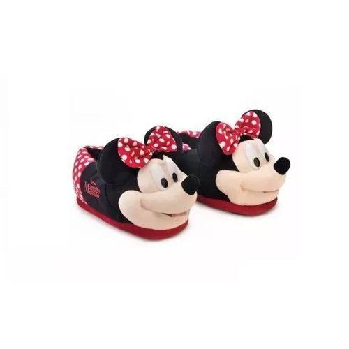 Pantufa 3D Minnie - 34/36