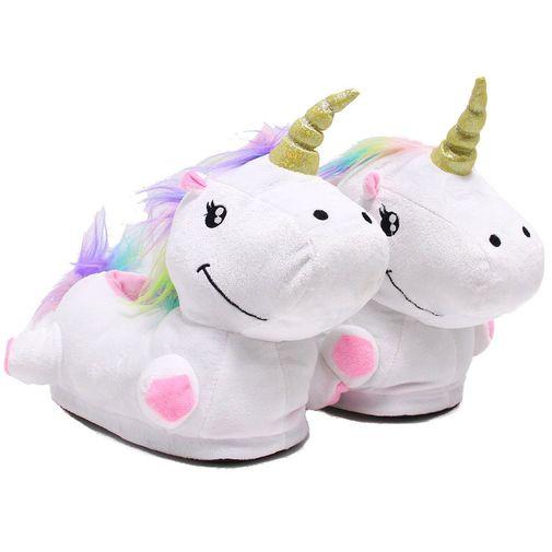 Pantufa 3D Unicornio - Ricsen 31-33