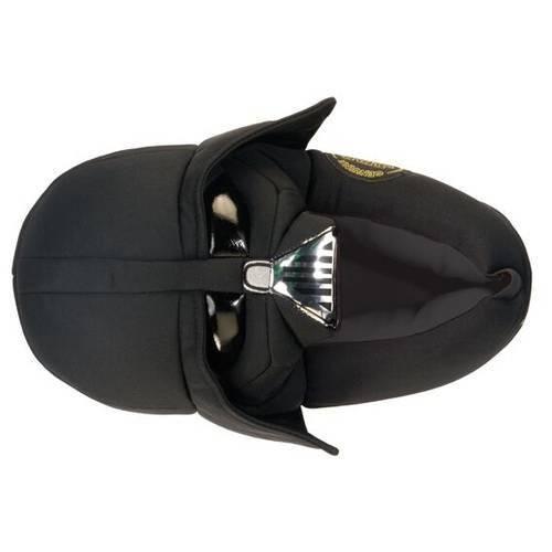 Pantufa Darth Vader 3d 34/36 - Ricsen