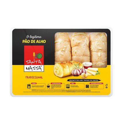 Pão Alho Santa Massa Tradicional 400G