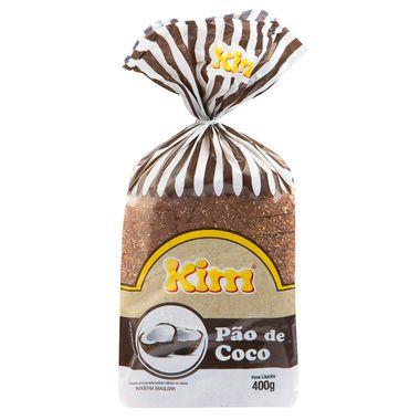 Pão de Coco Kim 400g